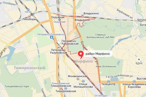 Ремонт стиральных машин Марфино - Москва